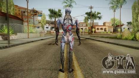 Mass Effect 3 Husk Gore for GTA San Andreas third screenshot