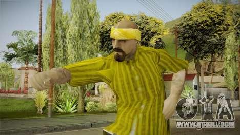 New Vagos Skin v5 for GTA San Andreas
