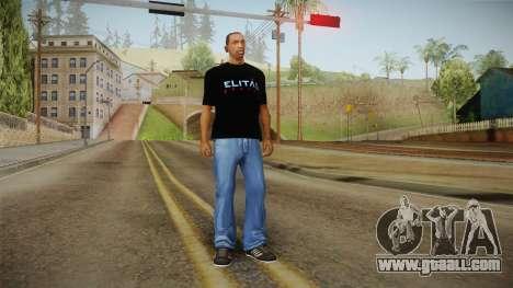 GTA 5 Special T-Shirt v7 for GTA San Andreas third screenshot