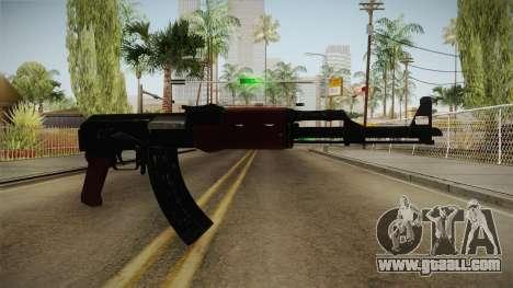 AK-47 Sin Culata HD for GTA San Andreas