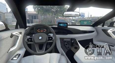 GTA 5 BMW i8 (I12) 2015 [add-on] rear right side view