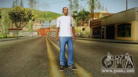 GTA 5 Special T-Shirt v20 for GTA San Andreas third screenshot