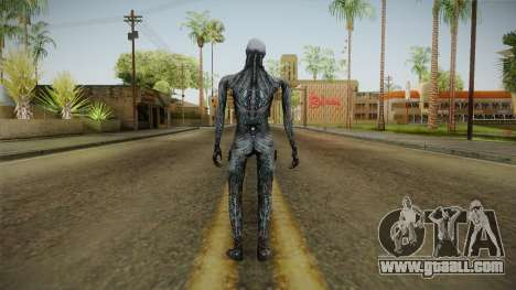 Mass Effect 3 Husk for GTA San Andreas third screenshot