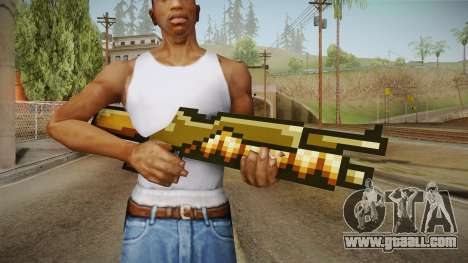 Metal Slug Weapon 9 for GTA San Andreas third screenshot