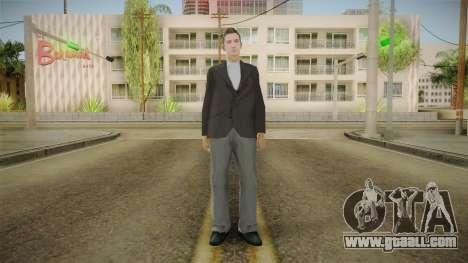 New Mike Toreno Skin for GTA San Andreas second screenshot