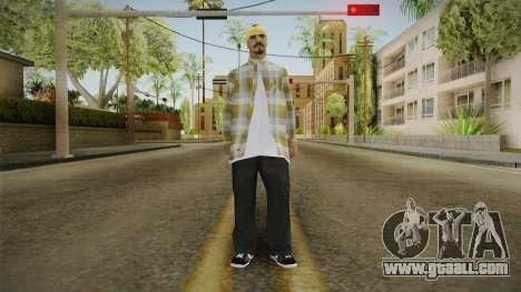 New Vagos Skin v7 for GTA San Andreas second screenshot