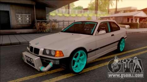 BMW M3 E36 Drift v2 for GTA San Andreas