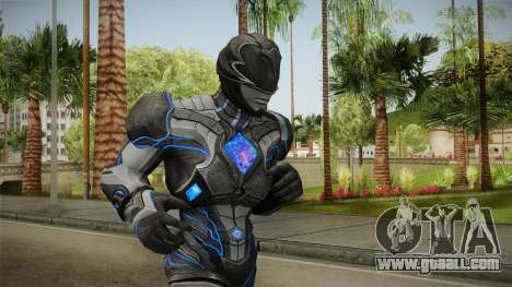 Black Ranger Skin for GTA San Andreas