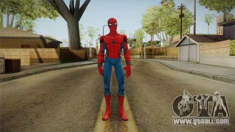 Marvel Contest Of Champions - Spider-Man v2 for GTA San Andreas second screenshot