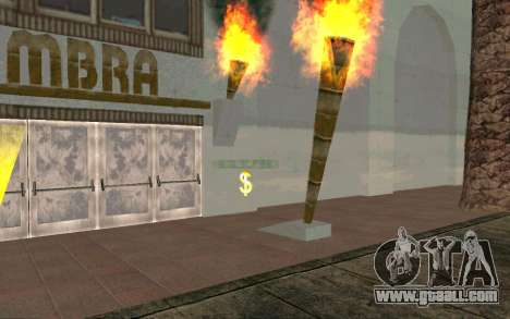 Get the money and saved in a nightclub for GTA San Andreas second screenshot