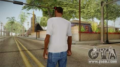 GTA 5 Special T-Shirt v3 for GTA San Andreas second screenshot