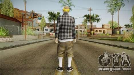 New Vagos Skin v4 for GTA San Andreas third screenshot