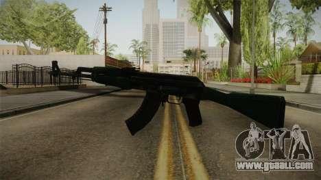 CS: GO AK-47 First Class Skin for GTA San Andreas second screenshot