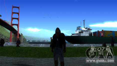 ENB LOW SPEC for GTA San Andreas second screenshot