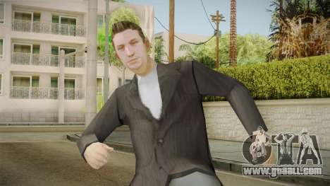 New Mike Toreno Skin for GTA San Andreas