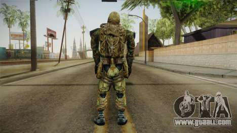 Skin Svoboda v5 for GTA San Andreas third screenshot