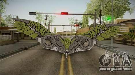 Marvel Heroes Omega- Vulture v1 for GTA San Andreas third screenshot