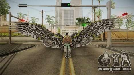 Marvel Heroes Omega- Vulture v3 for GTA San Andreas second screenshot