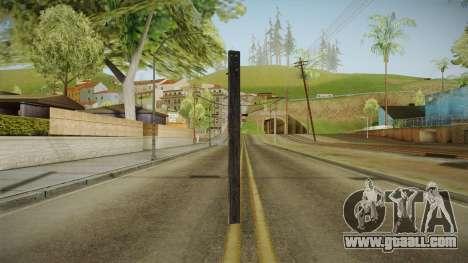 Silent Hill Downpour - Wooden Plank SH DP for GTA San Andreas third screenshot