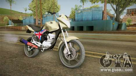 Titan Dixavada for GTA San Andreas