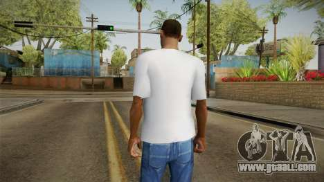 GTA 5 Special T-Shirt v14 for GTA San Andreas second screenshot