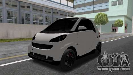 Smart ForTwo for GTA San Andreas