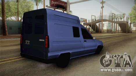 Renault Express for GTA San Andreas