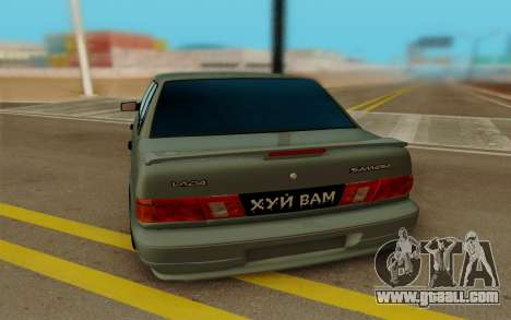 2115 for GTA San Andreas back view