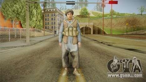 Medal Of Honor 2010 Taliban Skin v3 for GTA San Andreas second screenshot