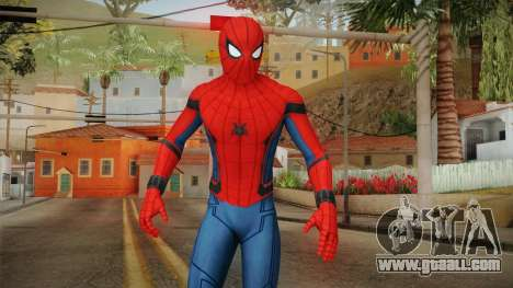 Marvel Heroes Omega - Suit Tecnology for GTA San Andreas