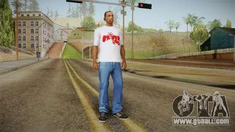 GTA 5 Special T-Shirt v3 for GTA San Andreas third screenshot