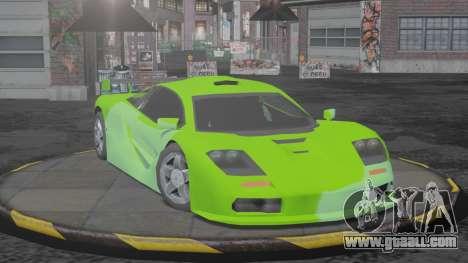 Progen T10 for GTA San Andreas