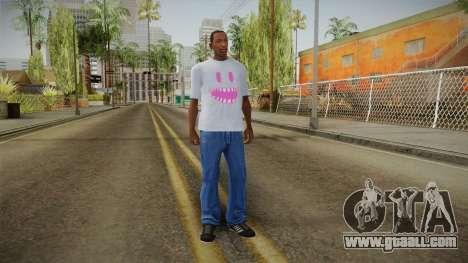 GTA 5 Special T-Shirt v10 for GTA San Andreas third screenshot