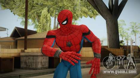 Marvel Contest Of Champions - Spider-Man v2 for GTA San Andreas
