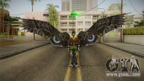 Marvel Future Fight - Vulture (Homecoming) v2 for GTA San Andreas second screenshot