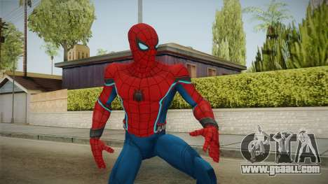 Marvel Contest Of Champions - Spider-Man for GTA San Andreas