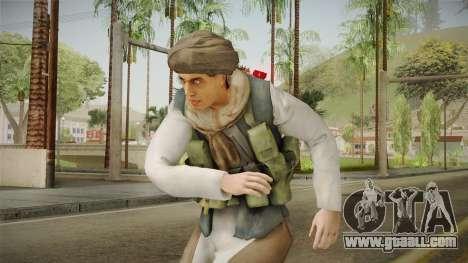 Medal Of Honor 2010 Taliban Skin v4 for GTA San Andreas