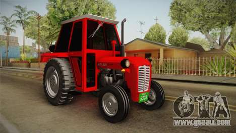 IMT 539 Deluxe for GTA San Andreas