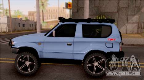 Toyota Meru Off-Road for GTA San Andreas left view