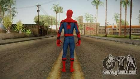 Marvel Heroes Omega - Suit Tecnology for GTA San Andreas third screenshot