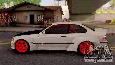 BMW M3 E36 Drift Rocket Bunny v2 for GTA San Andreas left view