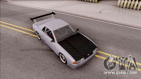Drift Elegy for GTA San Andreas right view