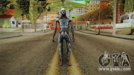Mass Effect 3 Husk for GTA San Andreas second screenshot