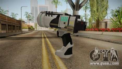 Planetside 2 - NS Deep Freeze for GTA San Andreas second screenshot