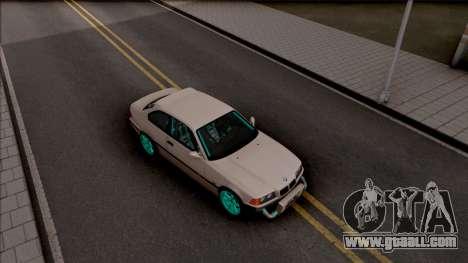 BMW M3 E36 Drift v2 for GTA San Andreas right view