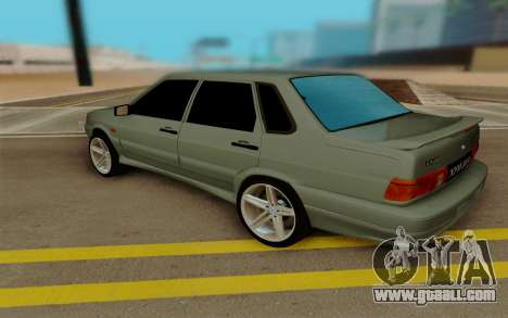 2115 for GTA San Andreas back left view
