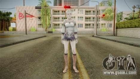 Haunting Ground - Demento Fiona for GTA San Andreas second screenshot
