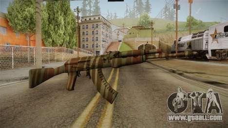 CS: GO AK-47 Predator Skin for GTA San Andreas