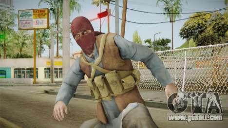 Medal Of Honor 2010 Taliban Skin v2 for GTA San Andreas