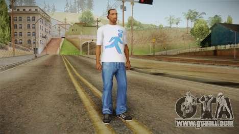 GTA 5 Special T-Shirt v6 for GTA San Andreas third screenshot